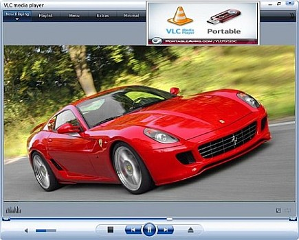 VLC Media Player 3.0.12 Final Portable