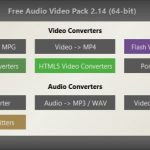 Pazera Free Audio Video Pack 2.14 Portable