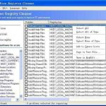 Eusing Free Registry Cleaner 4.1 Portable