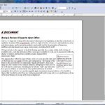 Apache OpenOffice 4.1.6 Portable