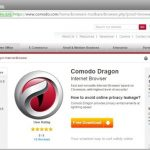 Comodo Dragon 83.0.4103.116 Portable
