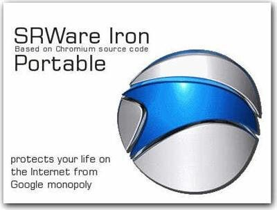 SRWare Iron Portable